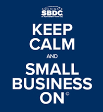 Keep Calm and Small Business On