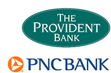 The Provident Bank, PNC Bank